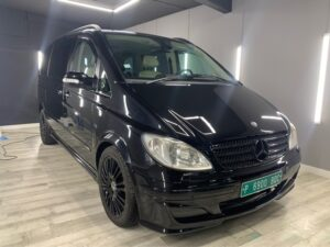 MERCEDES VIANO 3.0 V6 CDI EXCLUSIVE